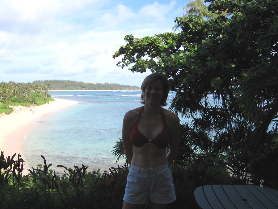 Anna Honda Living the dream in Hawaii